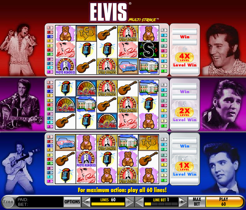 Elvis Multi Strike